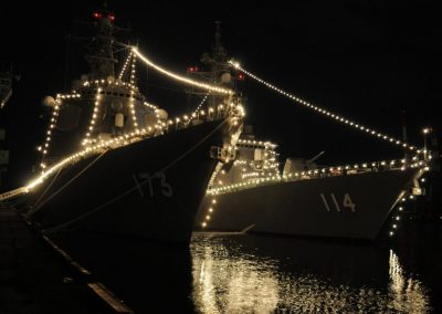 Illuminating the United States NAVY Fleet
